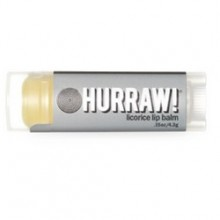 Hurraw Balm Licorice - Бальзам для губ, Лакрица, 4,3 мл.