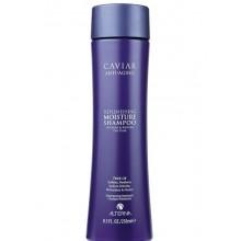 Alterna Caviar Anti-aging Replenishing Moisture Shampoo - Увлажняющий шампунь c морским шёлком 250мл