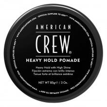 AMERICAN CREW HEAVY HOLD POMADE - Помада для укладки жесткой фиксации 85гр