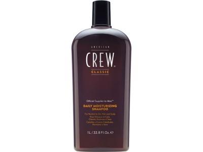 AMERICAN CREW CLASSIC DAILY MOISTURIZING SHAMPOO - Шампунь для ежедневного ухода за нормальными и сухими волосами 1000мл
