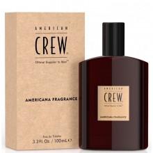 AMERICAN CREW Eau de Parfum AMERICANA FRAGRANCE - Туалетная вода для мужчин 100мл