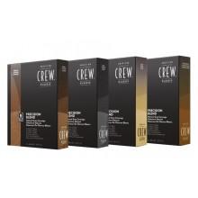 AMERICAN CREW PRECISION BLEND - Краска для седых волос СВЕТЛЫЙ ОТТЕНОК 7/8, 3 х 40мл