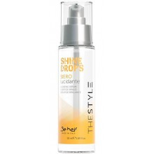 Be hair SHINE DROPS SERUM - Сыворотка для блеска волос 50мл