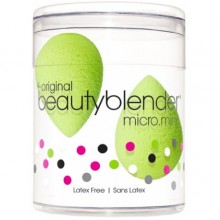 beautyblender micro.mini - Мини-версия спонж для макияжа САЛАТОВЫЙ 2шт