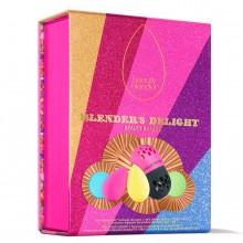 beautyblender Blender's Delight - Подарочный набор 2 спонжа + 2 мини-мыла + футляр