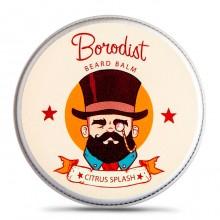 Borodist Beard Balm Citrus Splash - Бальзам для Бороды ЦИТРУС СПЛЕШ 50гр