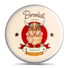 Borodist Balm Beard Warrior - Бальзам для Бороды ВАРРИОР 30гр