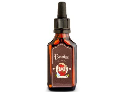 Borodist Beard Oil Irish Whiskey - Масло для Бороды ИРЛАНДСКИЙ ВИСКИ 30мл