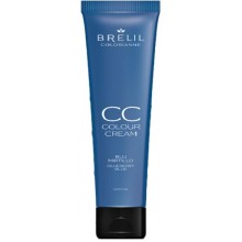 BRELIL Professional CC COLOR CREAM - Колорирующий крем Черника (СИНИЙ) 150мл