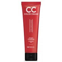 BRELIL Professional CC COLOR CREAM - Колорирующий крем Вишня (КРАСНЫЙ) 150мл