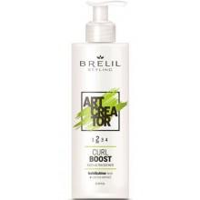 BRELIL Professional ART CREATOR Curl Boost - Крем для вьющихся волос 200мл