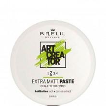 BRELIL Professional ART CREATOR Extra Matt Paste - Паста с экстраматовым эффектом 50мл