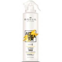 BRELIL Professional ART CREATOR Spray Wax - Спрей-воск для волос 150мл