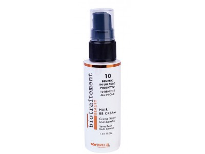 BRELIL Professional BIOTREATMENT BEAUTY BB Cream - Крем-маска для красоты волос 24 х 30мл