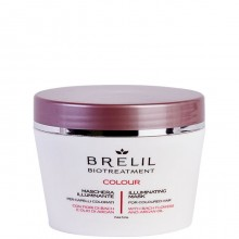 BRELIL Professional BIOTREATMENT COLOUR ILLUMINATING MASK - Маска для окрашенных волос 220мл
