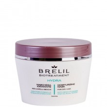 BRELIL Professional BIOTREATMENT HYDRA MOISTURIZING MASK - Маска увлажняющая 220мл