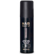 BRELIL Professional COLORIANNE HAIR MAKE-UP BLACK - Спрей-макияж для волос ЧЁРНЫЙ 75мл