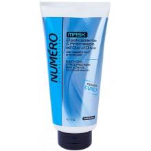 BRELIL Professional NUMERO ELASTICIZING & FRIZZ-FREE MASK - Маска для вьющихся и волнистых волос 300мл