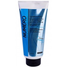 BRELIL Professional NUMERO ELASTICIZING & FRIZZ-FREE SHAMPOO - Шампунь для вьющихся и волнистых волос 300мл