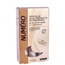 BRELIL Professional NUMERO KARITE NOURISHING VIALS - Питательное средство с маслом карите 6 х 12мл