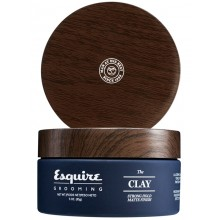 CHI Esquire Men The Clay - Глина Мужская Формирующая Сильная фиксация Матовый финиш 85гр