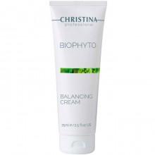 CHRISTINA Bio Phyto Balancing Cream - Балансирующий крем 75мл