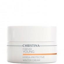CHRISTINA Forever Young Hydra-Protective Winter Cream SPF20 - Зимний гидрозащитный крем SPF 20, 50мл