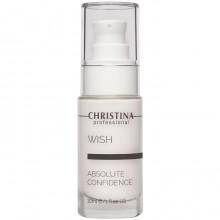 CHRISTINA Wish Absolute Confidence - Сыворотка для сокращения морщин «Абсолютная уверенность» 30мл