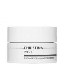 CHRISTINA Wish Radiance Enhancing Cream - Крем для улучшения цвета лица 50мл