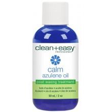 clean+easy Calm Azulene oil - Масло для гиперчувствительной кожи с Азуленом 59мл