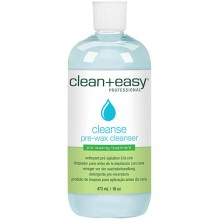 "clean+easy Cleanse Pre Wax Cleanser - Лосьон ""Антисептик"" перед применением воска 473мл"