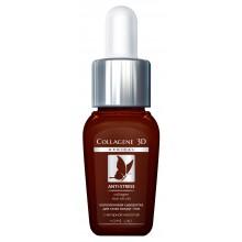 Collagene 3D EYE Serum ANTI-STRESS - Коллагеновая сыворотка для области вокруг глаз с янтарной кислотой 10мл
