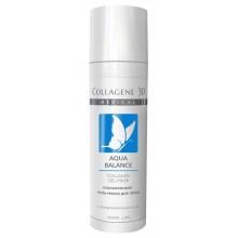 Collagene 3D Gel-Mask AQUA BALANCE - Гель-маска для лица с гиалуроновой кислотой, восстановление тургора и эластичности кожи 30мл