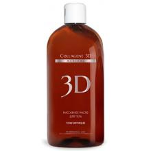 Collagene 3D OIL - Масло массажное для тела ТОНИЗИРУЮЩЕЕ 300мл