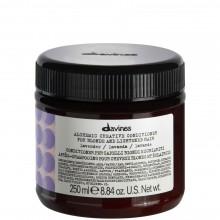 Davines ALCHEMIC CONDITIONER (lavander) - Кондиционер «АЛХИМИК» для Натуральных и Окрашенных Волос (ЛАВАНДОВЫЙ) 250мл