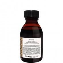 Davines Alchemic Shampoo (chocolate) - Шампунь «Алхимик» для Натуральных и Окрашенных Волос (Шоколад) 90мл