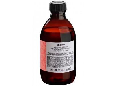 Davines ALCHEMIC SHAMPOO (red) - Шампунь «АЛХИМИК» для Натуральных и Окрашенных Волос (КРАСНЫЙ) 280мл