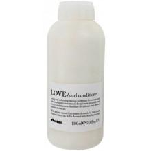 Davines LOVE/ curl conditioner - Кондиционер усиливающий завиток 1000мл