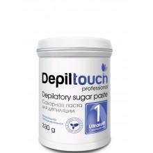 Depiltouch Depilatory Sugar Paste №1 ULTRASOFT - Сахарная паста для депиляции СВЕРХМЯГКАЯ 330гр