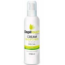 Depiltouch Skin Care CREAM INGROWN - Крем против вросших волос с фруктовыми АНА кислотами 150мл