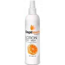 Depiltouch Skin Care LOTION post-depil with ORANGE - Лосьон после депиляции с маслом АПЕЛЬСИНА 300мл