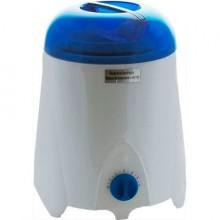 harizma Wax Warmer - Воскоплав для воска в банках и брикетах с голубой крышкой 1000мл