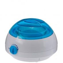 harizma Wax Warmer - Воскоплав для воска в банках и брикетах с голубой крышкой 500мл