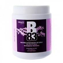 DIKSON B83 RESTRUCTURING HAIR MASK - Восстанавливающая маска для волос с маслом Аргана 1000ml