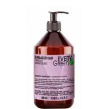 DIKSON EVERYGreen DAMAGED HAIR Shampoo - Шампунь для поврежденных волос 500мл