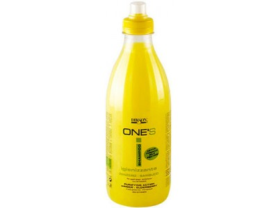 DIKSON ONE'S Shampoo Igiеnizzante - Очищающий шампунь от перхоти 1000мл