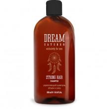 DREAM CATCHER Strong Hair Shampoo - Шампунь УКРЕПЛЯЮЩИЙ Объем и Сила 300мл