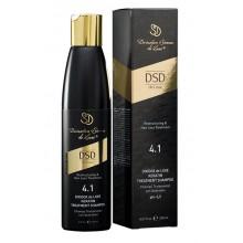 DSD de Luxe Restructuring and Hair Loss Treatment Keratin Treatment Shampoo № 4.1 - Шампунь Восстанавливающий с Кератином Диксидокс де Люкс № 4.1, 200мл