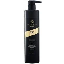DSD de Luxe Restructuring and Hair Loss Treatment Keratin Treatment Shampoo № 4.1L - Шампунь Восстанавливающий с Кератином Диксидокс де Люкс № 4.1L, 500мл