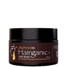EGOMANIA Hairganic+ Oblepicha Oil Hair Mask - Маска с маслом облепихи для восстановления поврежденных окрашенных волос 250мл